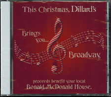 The DILLARD'S Broadway Christmas Collection - Various Artists (CD 2005)
