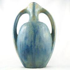 VASE Ancien Céramique PIERREFONDS Grès Flammé Art Nouveau/Deco ceramic/denbac...