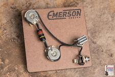 Emerson Custom Guitars PRS Two 2 Knob Prewired Assembly Ships Worldwide