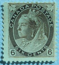 Canada 1898 6 Cent  Unused No Gum SG 159 cat £100