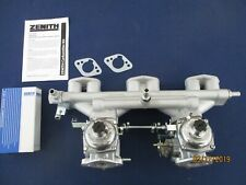 TRIUMPH GT6  2 CD150S STROMBERG TWIN CARBS  CARBURETTORS  MANIFOLD & LINKAGES