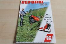 128864) Reform 206 Bergmäher Prospekt 1997