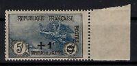 D129262/ FRANCE / ORPHANS / Y&T # 169 MINT MNH CERTIFICATE - CV 413 $