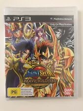SAINT SEIYA BRAVE SOLDIERS PS3 PLAYSTATION 3 GAME *AUS SELLER* NEW & SEALED
