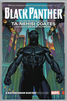 Black Panther: Nation Under Our Feet TPB Ta-Nehisi Coates Avengers Marvel 2016