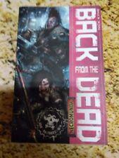 Necromunda Novel Back for The Dead ENG ver
