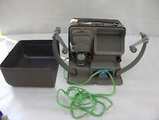 Vintage 1950's Academy 8mm Film Movie Editor Viewer With Carry Case JAPAN made