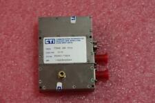 3 PCS CTI VCXO CRYSTAL OSCILLATORS 34.368 MHz