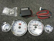 94-01 Acura Integra MT Manual RS LS GS 7 Color Cluster LED Glow Gauges 8K RPM