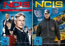 12 DVDs * NCIS - STAFFEL / SEASON 12 + 13 IM SET ~ NAVY CIS # NEU OVP +