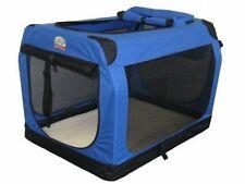 Go Pet Club 28Inch Blue Soft Portable Pet Carrier AC28 Pet Crate NEW