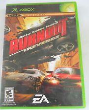 Battle Racing Ignited Burnout Revenge XBox Live Online Enabled