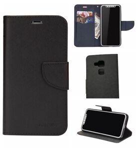 For Huawei Nova Plus /G9 Mercury Flip Wallet Slot Case/Cover/Card Holder Pouch