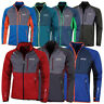 Regatta Mens Yare Softshell Midlayer Stretch Thumb Loops Jacket 78% OFF RRP