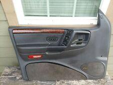 Jeep Grand Cherokee ZJ 96-98 Driver Side Door Panel Dark Gray Limited