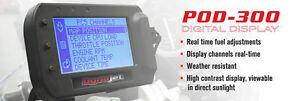 DYNOJET POD DISPLAY 300 FOR PC5 POWER COMMANDER V