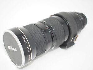 Nikon 50-300mm f4.5 ED Nikkor Zoom Lens