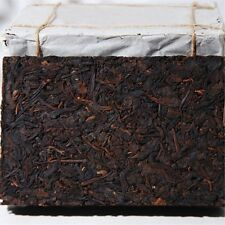 brick Puerh tea 250g cooked Black tea Yunnan aged Pu-erh tea in a special 7581