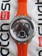 Swatch Bring Back YSR405 2008  Irony Retrograde 41mm Silicone