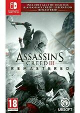 Assassin's Creed III: Remastered for Nintendo SWITCH