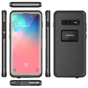 For Samsung Galaxy S10 Waterproof Case Shockproof Built-in Screen Protector