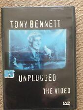 Tony Bennett MTV Unplugged DVD (1994)