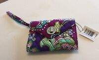 Vera Bradley Your Turn Smartphone Wristlet HEATHER NWT Free Shipping