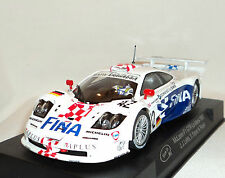SLOT IT SICA10F MCLAREN F1 GTR BMW FINA #42 LEMANS 1997 BRAND NEW 1/32 SLOT CAR