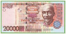 GHANA  - 20000 CEDIS - 2006 - P-36c  - UNC - REAL FOTO