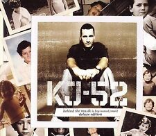 KJ-52 Behind The Musik CD+DVD  FREE SHIPPING Limited Edition  (Brand New-Sealed)