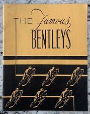 1947-48 THE FAMOUS BENLEYS SUPER RARE