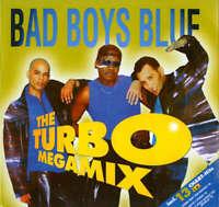 """Bad Boys Blue - The Turbo Megamix (12"""", Mixed) Vinyl Schallplatte - 170176"""