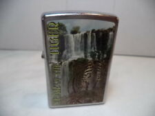 ZIPPO LIGHTER ACCENDINO  YEAR OF THE TIGER CHROME 1187 VERY RARE NEW