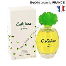 CABOTINE de GRES pour Femme Eau de Parfum 100ml +1 Échantillon