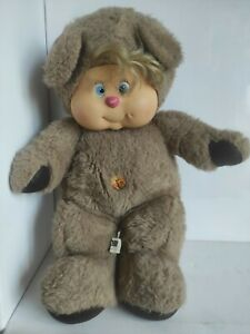 Plush peluche nombrilou ajena made in France rare #geektradepeluche