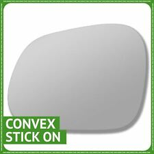 Left hand passenger side for Seat Altea XL 06-16 wing mirror glass
