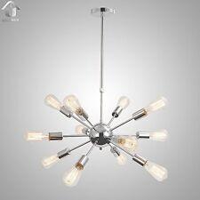 Vintage Pendant Light Atomic Sputnik Ceiling Starburst Bar Loft Cafe Chandelier