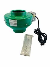 """Hydrofarm ACDF6 Active Air 6"""" Inline Duct Booster Circulation Exhaust Fan New"""