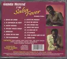 rare SALSA cd GUNDA MERCED Y SU SALSA FEVER huracan POR ALGUIEN QUE SE FUE amiga
