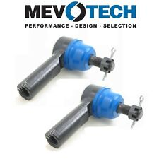 FOR Chevrolet Geo Toyota Pair Set of 2 Front Outer Tie Rod Ends Mevotech MES2382