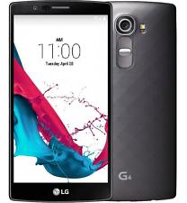 """Noir Débloqué LG G4 H815 32Go 16Mpx 3GB RAM - 5.5"""" Androïde 3G 4G LTE Smartphone"""