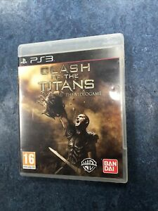 Clash of The Titans (PS3), Very Good PlayStation 3,Sony PS3 Video Games
