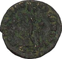 CONSTANTINE I the GREAT Ticinum mint Ancient Roman Coin Sol Sun God Cult i45963