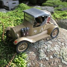 Lead Toy Soldier WW1 MODEL T STAFF CAR Britains / Mignot