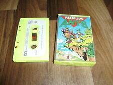 MC:  NINJA ANTS  # 7  -- Bauen eine Berghütte / von 1991