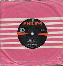 THE FOUR SEASONS Ronnie / Born To Wander 45
