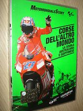 DVD N°12 MOTOMONDIALE STORY OFFICIAL COLLECTION MOTO GP CORSE DELL´ALTRO MONDO