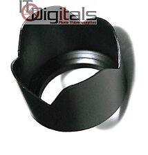 49mm Tele Flower Lens hood Shade Telephoto Screw-in New 49 mm