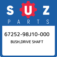 67252-98J10-000 Suzuki Bush,drive shaft 6725298J10000, New Genuine OEM Part
