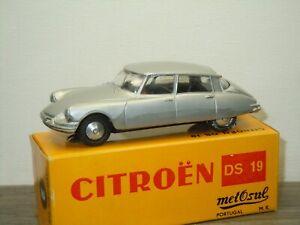 Citroen DS19 - Metosul 2 Portugal in Box *52402